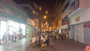 zona coloniale Santo Domingo centrifugato di mamma