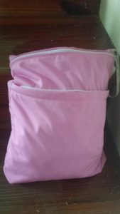 borsa porta pannolini lavabili