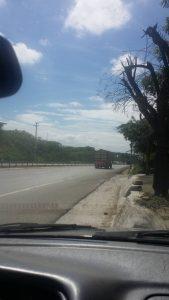 strade in repubblica dominicana