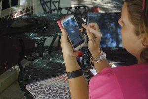 assistente virtuale RF Sin Fronteras Centrifugato di mamma
