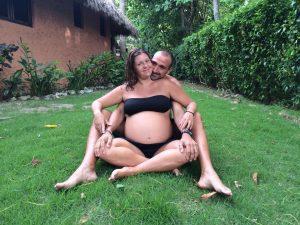 primo compleanno da mamma gravidanza