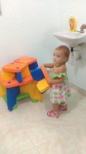 dalla pediatra