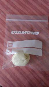 conservare la pasta di sale
