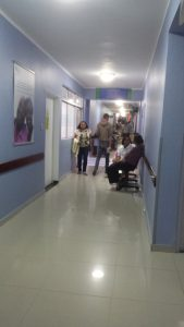 strutture nuove e moderne -clinica Bournigal di Puerto Plata-