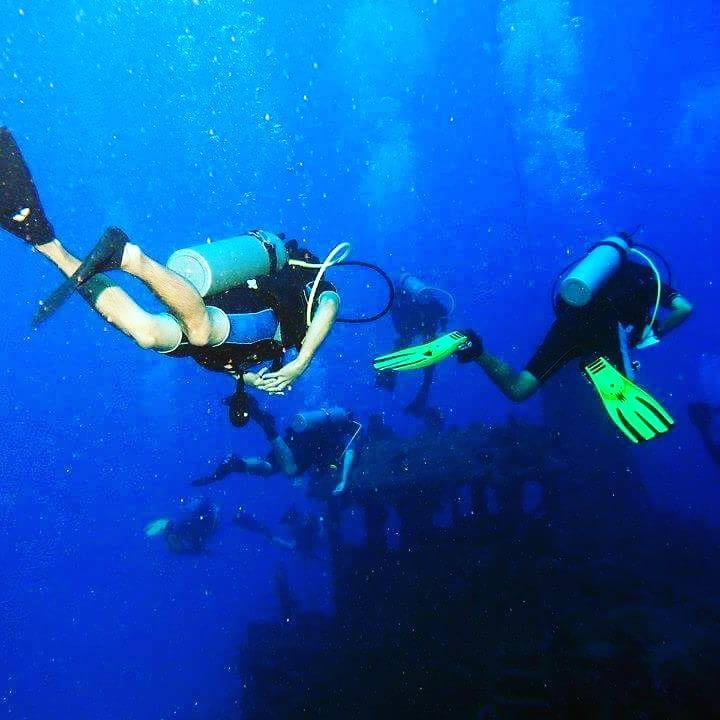 fare immersione a Sosua