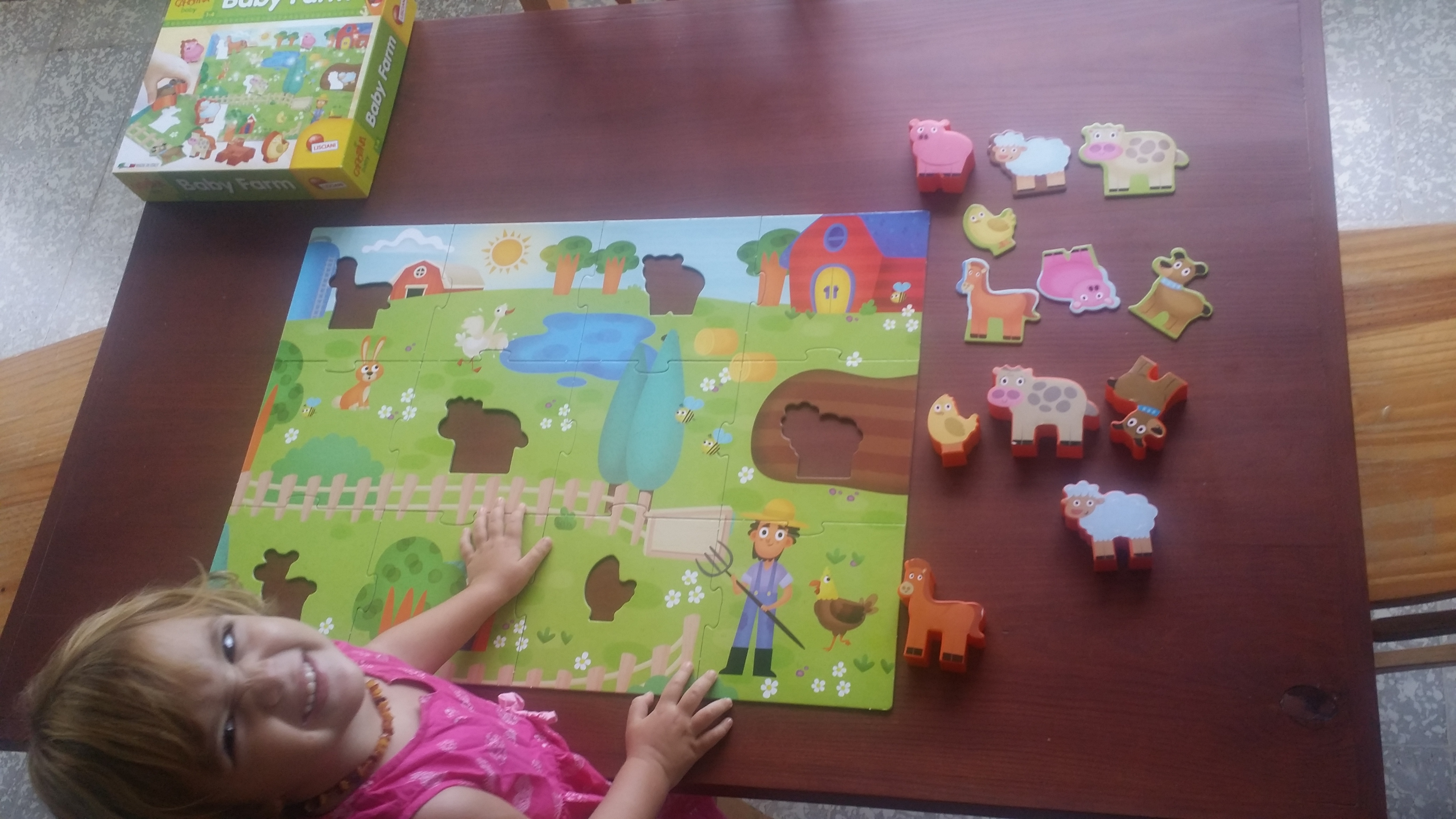 Carotin LISCIANI CAROTINA Baby Farm