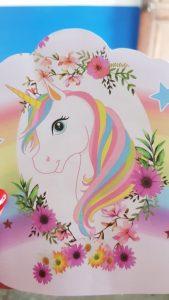 La Nostra Festa A Tema Unicorno Per I 3 Anni Di Priscilla