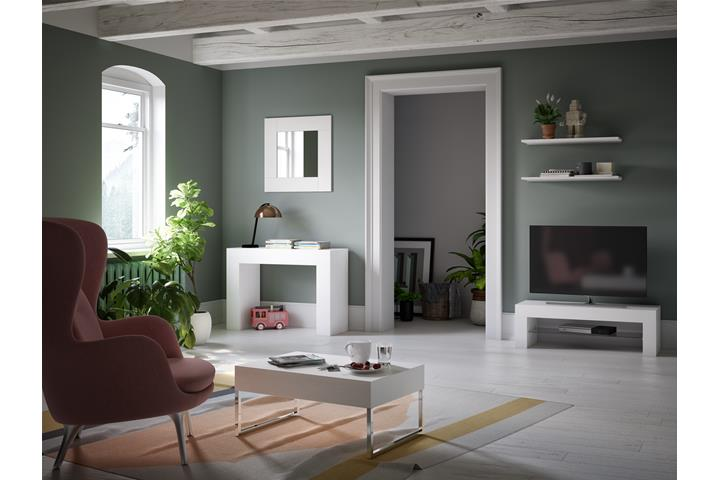 arredare l 39 area living con il made in italy di mobili